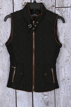 Tory Quilted Vest