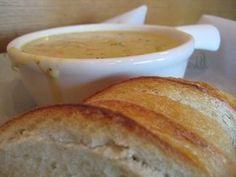 panera potato soup... Ok if this is the recipe to panera breads potato soup... It will be awesome!