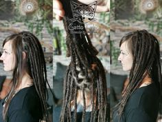 Bei Laura wurden in ca 14 Std diese wunderschönen Dreads mit Extensions erstellt. Vorher wurde gemeinsam mit der Kundin geschaut, wieweit der Pony vorne frei bleiben soll und dann gerade abgeteilt.   (Wabeneinteilung)  Dreaderstellung, neue Dreads, Dreadsberlin, dreads_berlin Dreadlocks, Hair Ideas, Extensions, Berlin, Hair Styles, Beauty, Round Round, House, Nice Asses