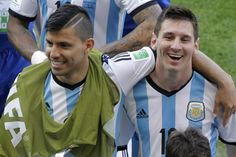 Messi always beat Aguero at FIFA 15