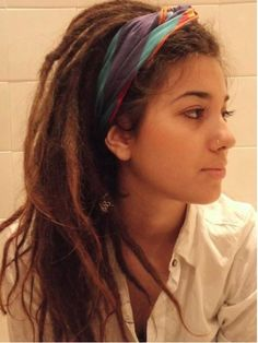 Can't wait till my dreads are this length