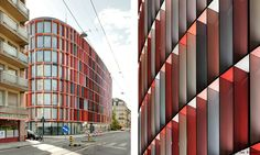 Saint-Georges Center, Geneva | Sauerbruch Hutton