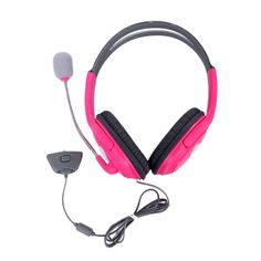 2016 New Pink Headset Headphone With Mic For Xbox 360 Live Wireless Controller hot new //Price: $US $7.54 & FREE Shipping //     #ipad