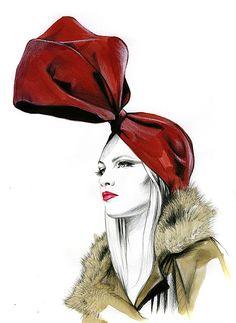 Caroline Andrieu illustration...