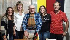 La historia de José Luis Sack: un descendiente de los alemanes del volga