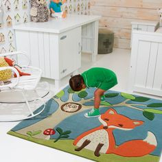 The Kids Line Collection by Arte Espina Contemporary Rugs, Modern Rugs, Zebra Print, Animal Print Rug, All Design, Print Design, Kids Line, Felt Applique, Rug Hooking