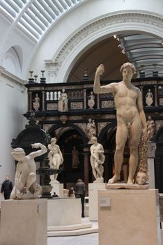 Victoria and Albert Museum (V&A), London, by @Hollie Bakerélène Herniou