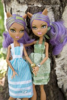 Поделки: Как сшить сарафан для куклы Monster High Doll Clothes, Monster High Dolls, Bratz Doll, Blythe Dolls, Princess Zelda, Disney Princess, Diy Clothing, Disney Characters, Fictional Characters