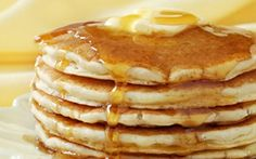 Don't save pancakes for Shrove Tuesday! Pancakes can be enjoyed all year around, as a special dessert or as a breakfast treat. Flip out and enjoy this collection of pancake recipes including recipes for basic pancakes, pancakes and baby banana pancakes. Almond Meal Pancakes, Tasty Pancakes, Gluten Free Pancakes, Pancakes And Waffles, Buttermilk Pancakes, Fluffy Pancakes, Fluffiest Pancakes, Applesauce Pancakes, Coconut Flour