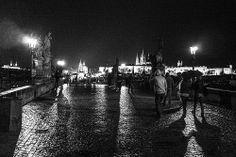 Charles Bridge, Prague. (80/365)