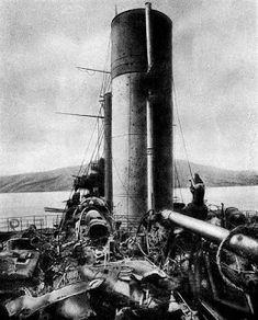 Cuaderno de Historia, J. Ossorio: La batalla naval de Tsu-Shima, John Richard Hale
