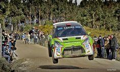 Rali de Castelo Branco 2016: Carlos Martins vai estrear o DS3 no asfalto