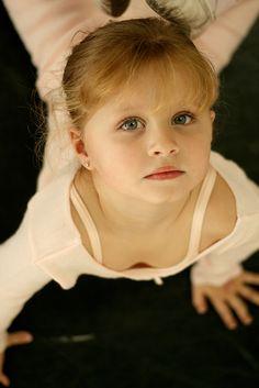 https://flic.kr/p/GGxPxQ | Ballet Child - By F. Riesemberg