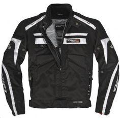 Blouson moto Difi Laguna Seca Aerotex ® noir