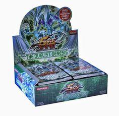Yugioh The Duelist Genesis 24 Pack Booster Box [Toy] Yu-G... https://www.amazon.com/dp/B001F15TLI/ref=cm_sw_r_pi_dp_x_-3kqybEWG2GJC