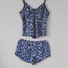 Leopard print Fifi set - sewing pattern by Tilly and the Buttons
