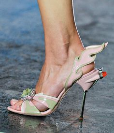 Prada shoes 2012