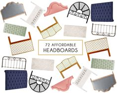 72 Affordable Headboards at Every Price Point | Emily Henderson | Bloglovin'