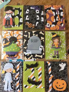 Fun Halloween Pocket Letter