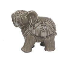 Atysso Home - Ceramic Elephant Brown Small