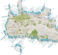 Chania Map