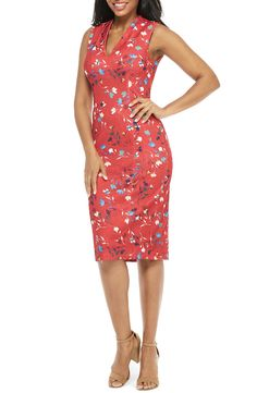 online shopping for Maggy London Meredith Floral Print Sheath Dress from top store. See new offer for Maggy London Meredith Floral Print Sheath Dress Ladies Of London, London Women, Maggy London Dresses, Flattering Dresses, Nordstrom Dresses, Women's Fashion Dresses, Flare Dress, Sheath Dress, Dresses Online