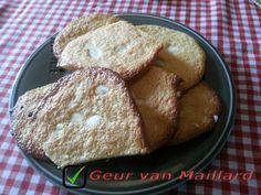 EierPlaat/~koeken - Geur van Maillard