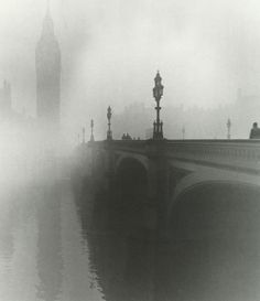 Bill Brandt Westminster, 1946 From The Photography of Bill Brandt