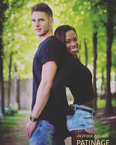 Gorgeous interracial couple that will always have each other's back #love #wmbw #bwwm #swirl