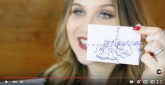 A Lu Ferreira, do blog Chata de Galocha, adorou as lembrancinhas que a Chocorama enviou para o nascimento da Bia!