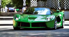 cool ferrari laferrari green car images hd Jay Kay Explains Why He Went With Green For His LaFerrari Zero 2