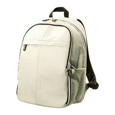 UPPTÄCKA Backpack IKEA Extra protection for your laptop in a separate padded compartment.