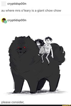 This is closer to what I had imagined while reading the book even though it's not an accurate description, Lol! <— I imagined her as a giant red pit bull. Percy Jackson Fan Art, Percy Jackson Memes, Percy Jackson Books, Percy Jackson Fandom, Magnus Chase, Rick Riordan Series, Rick Riordan Books, Solangelo, Percabeth