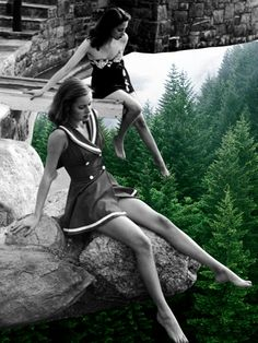 The surrealist collages by Merve Ozaslan are based on the relation between nature and the humanity. The result is really awesome, below some of my fave works! Art Pop, Photomontage, Surrealist Collage, Inspiration Artistique, Poster S, Mixed Media Collage, Collage Collage, Nature Collage, Collage Vintage