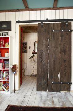 barn doors worthy of the big city