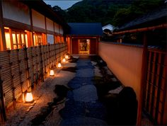 Gorakadan Onsen Ryokan, Japan