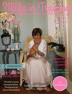 in Training Magazine Issue 9 (April Christian, Entertaining, Inspiration, Women, Biblical Inspiration, Christians, Funny, Inspirational