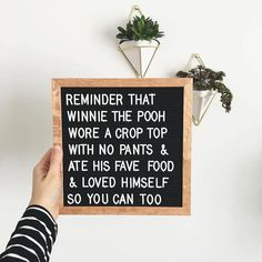 The most versatile and minimalist decoration for your home - felt letter board. Totally in love with and all of the fun boards they create! Inspirational and funny letter board quotes. The Letter Tribe The Words, Cool Words, Quotes Risk, Quotes To Live By, Trust Quotes, Love Laugh Quotes, Love Your Body Quotes, Need Love Quotes, Inspire Quotes