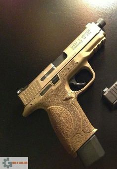 Aaron- Smith & Wesson M&P- Gun Of The Day
