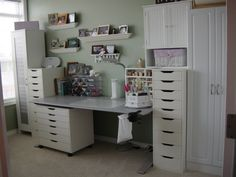 Mor drawers and cabinet added YES!