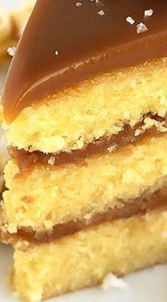 Baking Recipes, Cake Recipes, Dessert Recipes, Popcorn Recipes, Cake Filling Recipes, Recipes Dinner, Just Desserts, Delicious Desserts, Yummy Food