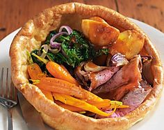 The ultimate Giant Yorkshire pudding recipe