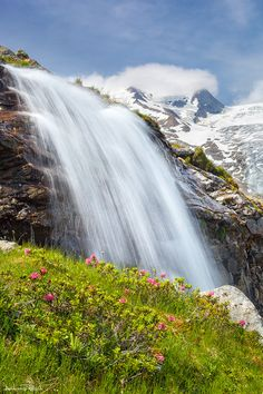 Schlatenkees, Tyrol, Austria