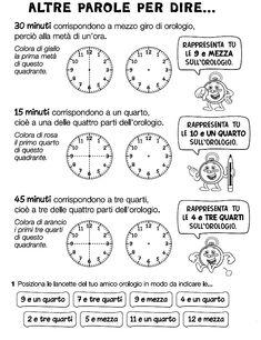 Scuola Scuola Scuola History Teachers, Teaching History, Teaching Math, Primary Maths, Primary School, Art Attak, Italian Lessons, English Time, School Worksheets