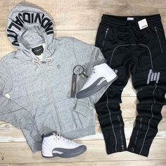 Swag Outfits Men, Summer Outfits Men, Dope Outfits, Hype Clothing, Apparel Clothing, Men's Apparel, Black Outfit Men, Future Clothes, Toddler Boy Outfits