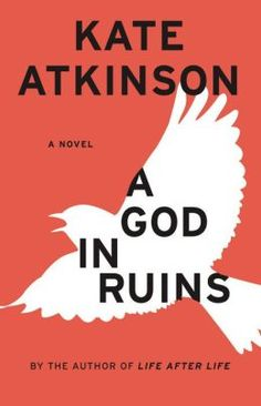 A God in Ruins. Click on the book title to request this book at the Bill or Gales Ferry Libraries. 5/15