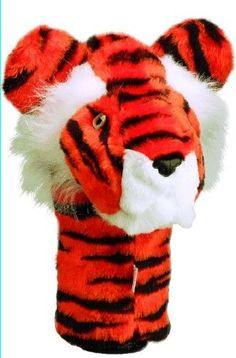Tiger Golf Headcover - New Daphne's Head Covers