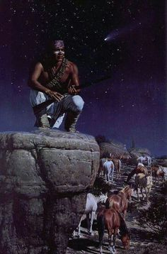 Starry Night - David Nordahl