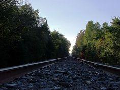 Railways, Big Part Of Maine's History, Heritage.