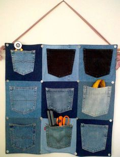 13.) Even if you can't fit into your old jeans, your pens and tools can.